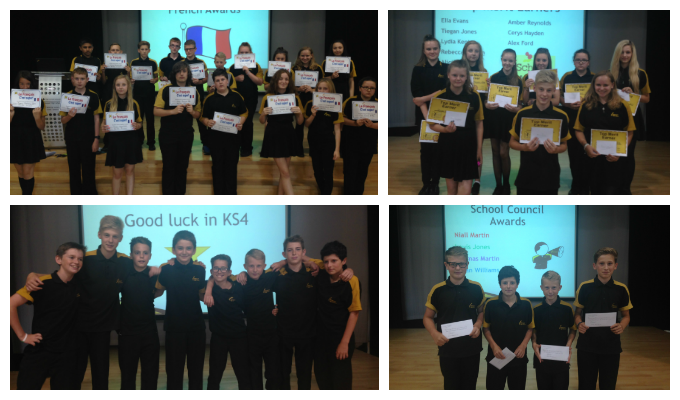 Year 8 Achievement Assembly