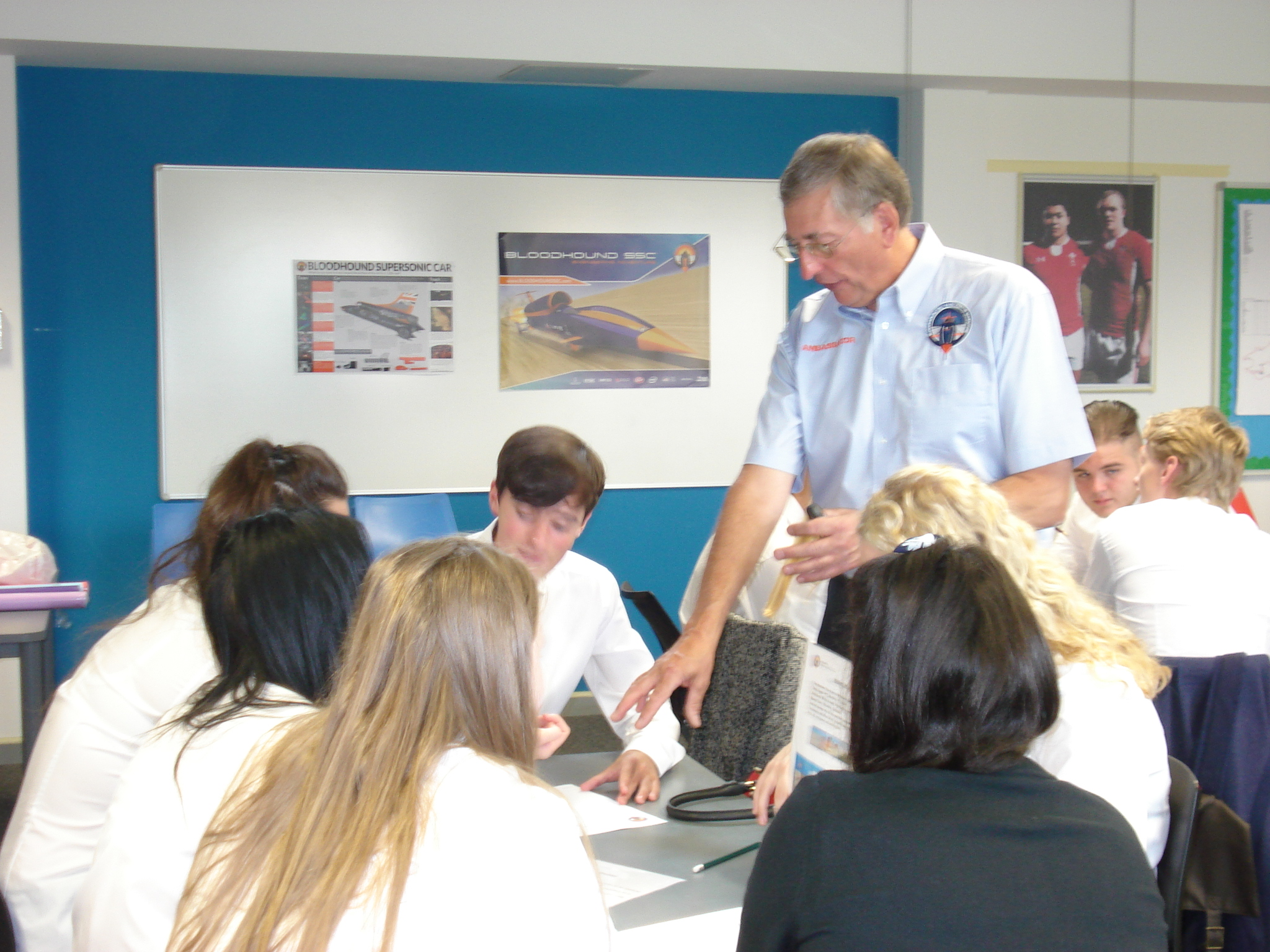 Engineering Challenge for Year 12