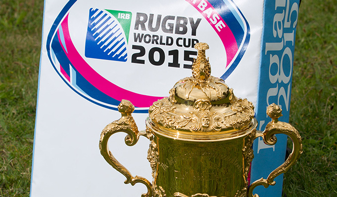 The Rugby World Cup 2015 comes to Newport High