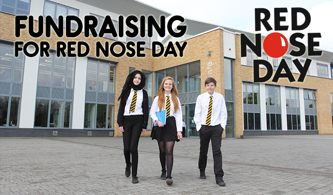 Red Nose Day Friday 13th March 2015