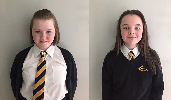 'Hair donations' in Year 7