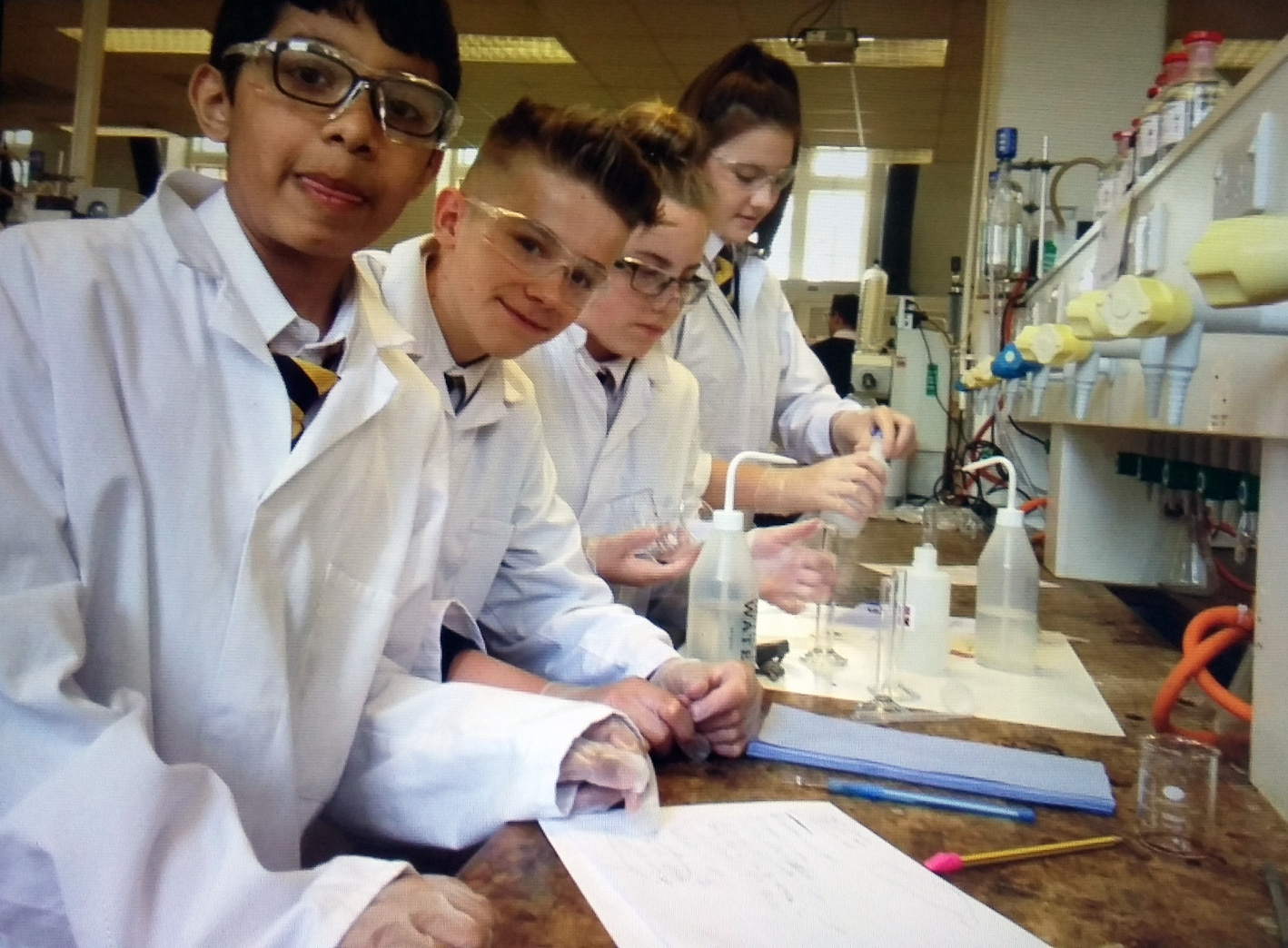 Salters' Festival of Chemistry May 2016